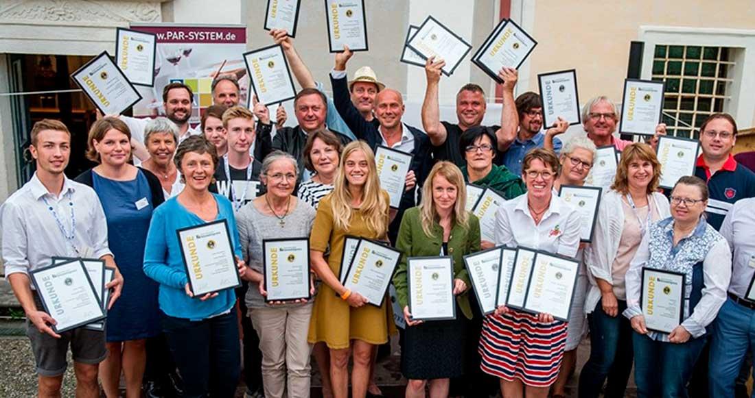 Biopaumerà obtiene 5 premios